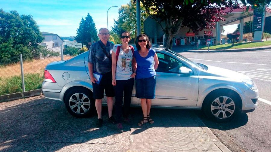 Parking Parking Sarria Agosto