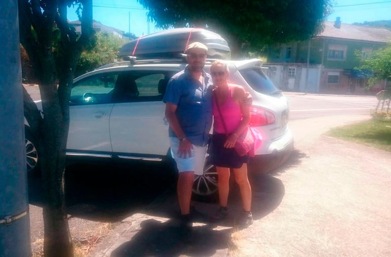 peregrino-parkig-parking-sarria-santiago-agosto-01