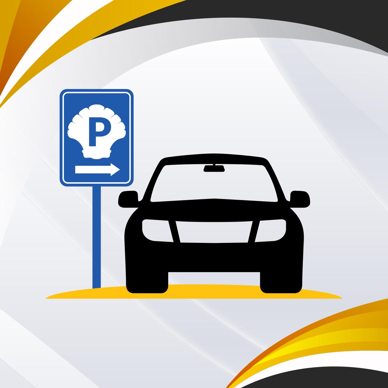 Peregrino Parking Sarria